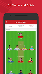 App Perfect Playing11 - Premium Teams for Dream11 APK for Windows Phone