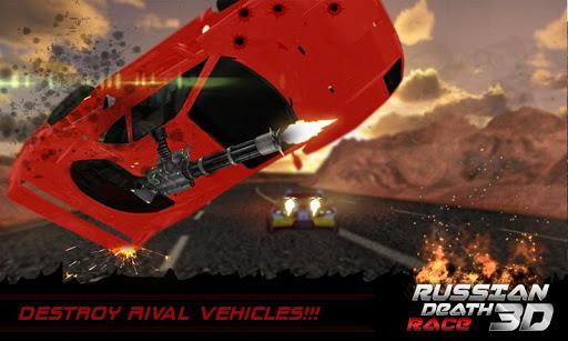 死亡赛车热:车载3D