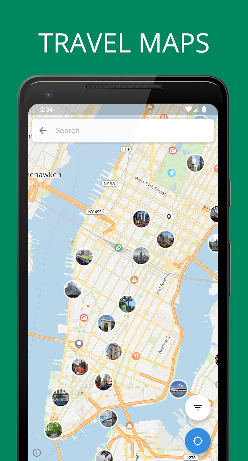 Sygic Travel Maps Offline & Trip Planner Screenshot 0