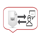 speech to text ( new ) icon