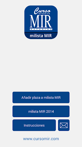 milista MIR