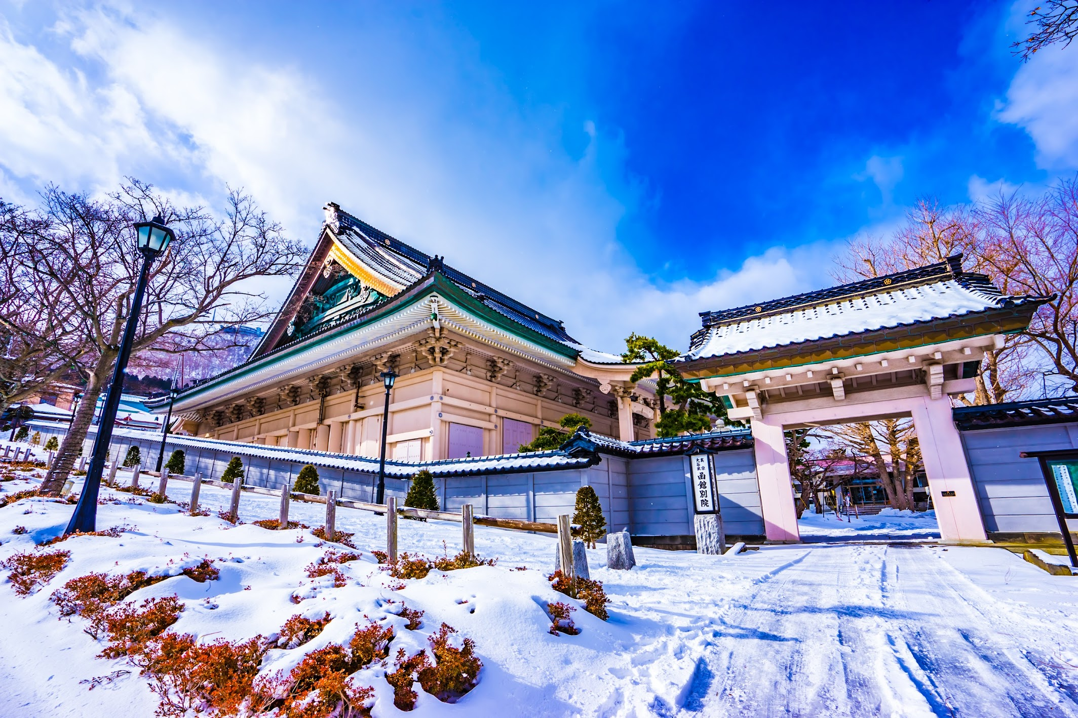 Higashi Honganji Temple Hakodate Branch1