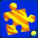 Puzzles für Kinder - Tiere icon