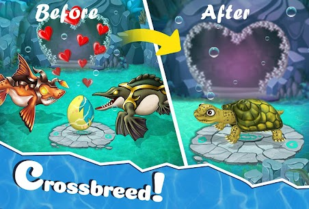 Sea Monster City Mod Apk 12.71 (Unlimited Currency) 4