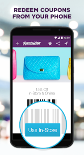 RetailMeNot - Shopping Deals, Coupons & Discounts- screenshot thumbnail