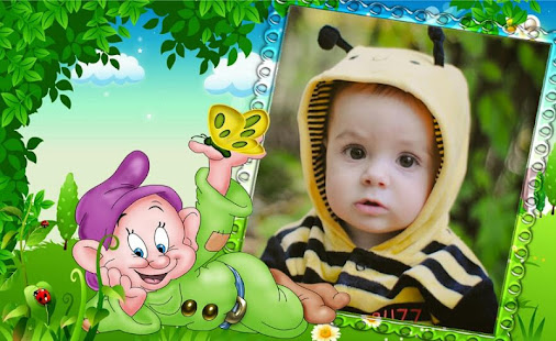 Kid Photo Frame - Apps on Google Play