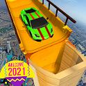 Car Racing Mega Ramp Stunts 3D: New Car Games 2020 icon