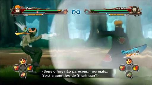 Hint Naruto Ultimate Ninja Storm 1.0 screenshots 3