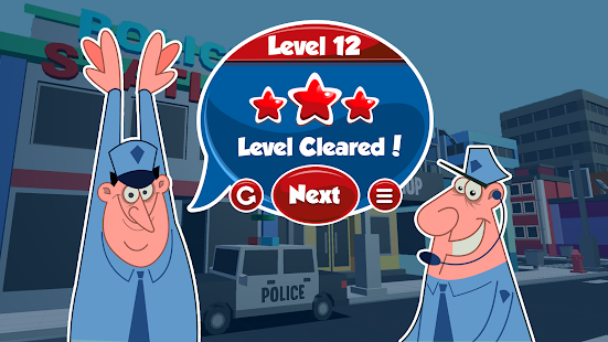 Police Crime City 2 - náhled