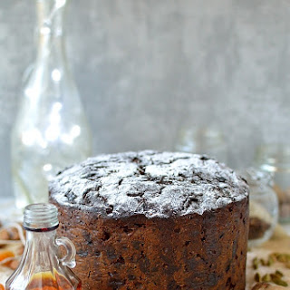 Fruitcake With Liquor Recipes