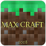 Max Craft Free Exploration Sandbox Icon