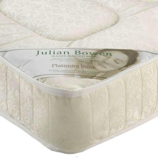 Julian Bowen Barcelona White Bunk