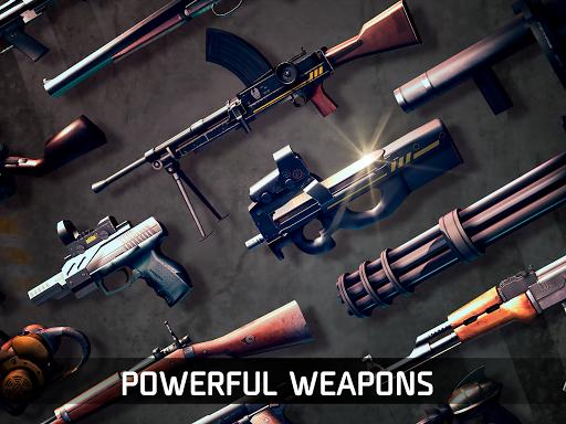 DEAD TRIGGER - Offline Zombie Shooter screenshot 9