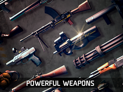 DEAD TRIGGER MOD APK 2.0.1 [Unlimted Money] 9