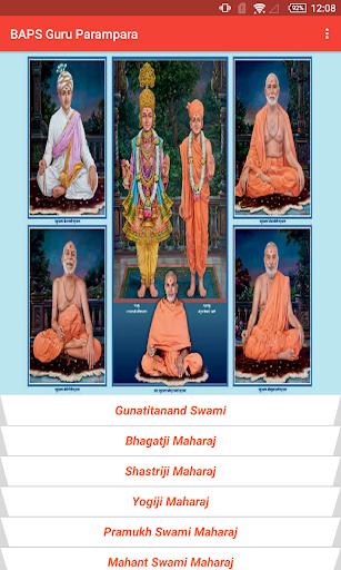 BAPS Guru Parampara  screenshots 1