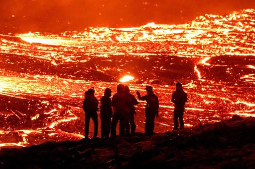 Geldingadalir and La Soufriere – Two Contrasting Volcanic Eruptions