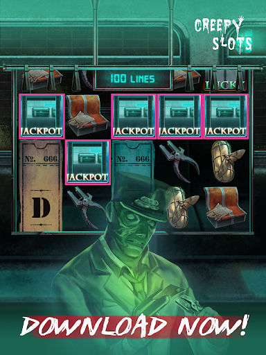 Creepy Slots for PC