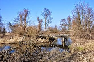 Photo: 54,2 km most na prawej odnodze