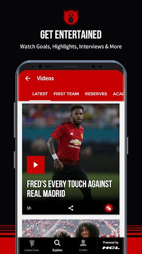 Manchester United Official App 6.2.4 screenshots 7