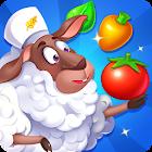 スイートフルーツマッチ3 icon