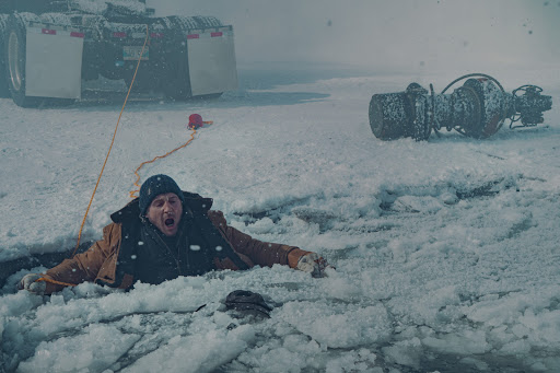 REVIEW: THE ICE ROAD (2021) dir. Jonathan Hensleigh