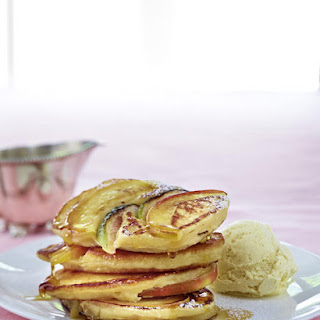 Apple and Fig Pancakes