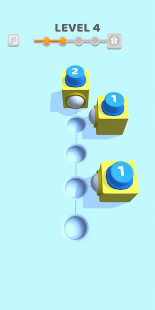 Push It! Android App Screenshot