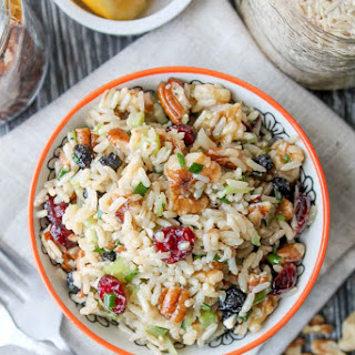 Trail Mix Salad – Vegan & Gluten Free