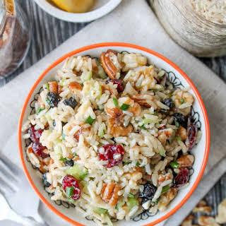 Trail Mix Salad – Vegan & Gluten Free.
