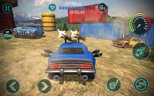 Player Car Battleground - Free Fire 1.3.1 screenshots 1