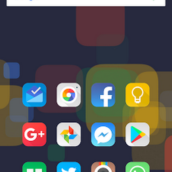 Aurora UI Square - Icon Pack v6.8