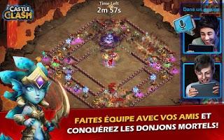 Screenshot of Castle Clash: Ère des Légendes