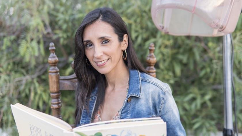 Gemma Giménez es actriz, directora, programadora, profesora de teatro y está al frente de las Jornadas del Siglo de Oro (Foto: Guille Bossini).