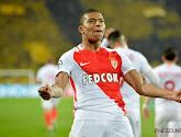 AS Monaco laat geen steek vallen en zet dankzij Mbappe (met record) en Dirar nieuwe stap richting titel