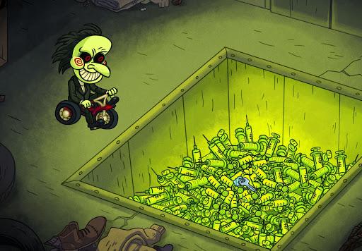 Troll Face Quest: Horror screenshot 3