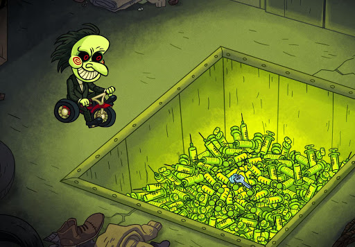 Troll Face Quest: Horror apkpoly screenshots 3