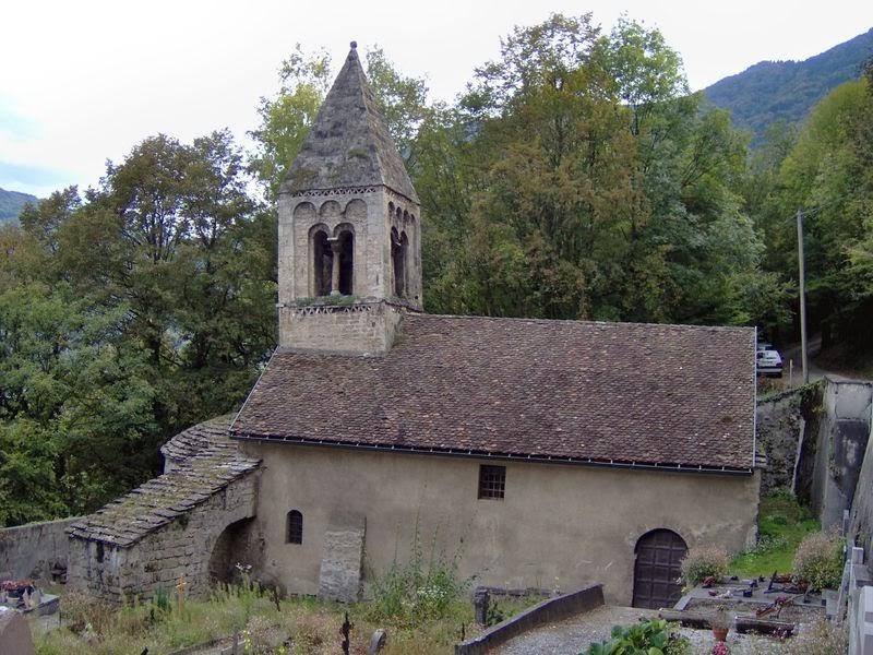 La chapelle de St Firmin