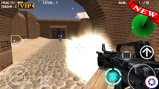 FPS: Half-Life Strike Terrorist - náhled