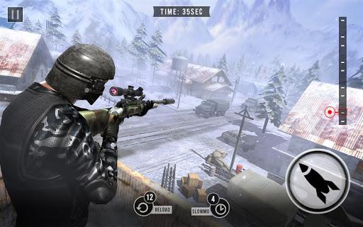 Télécharger Target Sniper 3d Games 2020 apk mod screenshots 2