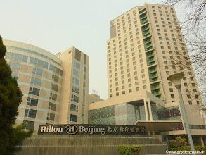 Photo: #001-L'hôtel Hilton Beijing à Pékin