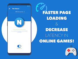 Internet Booster & Optimizer, Fix Online Game Ping