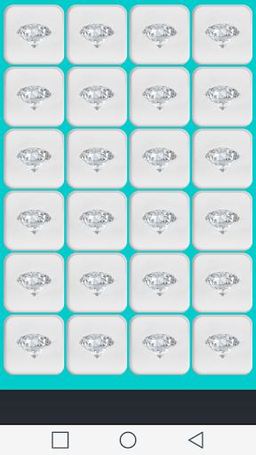 玩免費解謎APP|下載ダイヤモンドメモリーゲーム app不用錢|硬是要APP