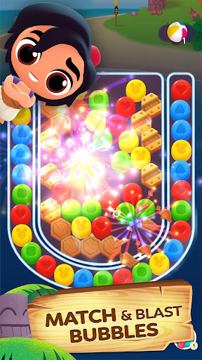 Disney Getaway Blast: Pop & Blast Disney Puzzles 1.5.4a de.gamequotes.net 3