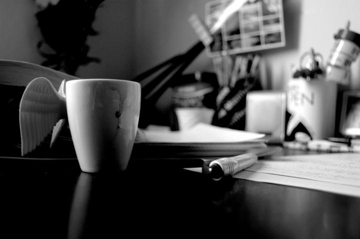 Caffè al volo di robynut