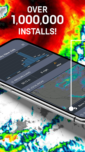 Weather Home - Live Radar Alerts & Widget ss1