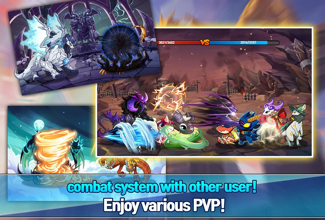 Screenshots of Dragon Village for iPhone