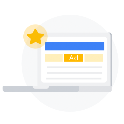 help your clients understand Google ad credits card image