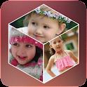 Photo Cube Live wallpaper icon