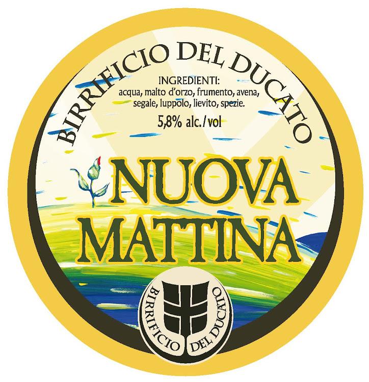 Logo of Birrificio Del Ducato Nuova Mattina