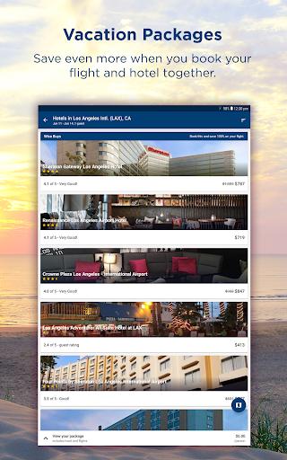 Travelocity Hotels & Flights 18.32.0 screenshots 10